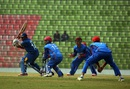 Charith Asalanka plays a cut during his 71, Afghanistan v Sri Lanka, Under-19 World Cup, Group B, January 30, 2016