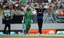 Adam Milne appeals for a wicket, New Zealand v Pakistan, 3rd ODI, Auckland, January 31, 2016