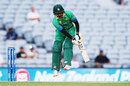 Mohammad Hafeez blazed away to 76 off 60 balls, New Zealand v Pakistan, 3rd ODI, Auckland, January 31, 2016