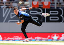 Trent Boult picked up two wickets, New Zealand v Pakistan, 3rd ODI, Auckland, January 31, 2016