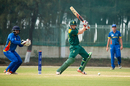 Willem Ludick top-scored for South Africa Under-19s with 42, Namibia v South Africa, Under-19 World Cup 2016, Cox's Bazar, January 31, 2016