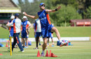Stuart Broad was back in England's ODI squad for the first time since the World Cup, Bloemfontein, February 1, 2016