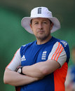 Robert Croft is working with England as a spin bowling consultant, Bloemfontein, February 1, 2016