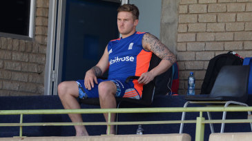 Jason Roy sat out England training due to a back spasm