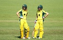 Ellyse Perry and Alex Blackwell built a strong stand, Australia v India, 1st Women's ODI, Canberra, February 2, 2016