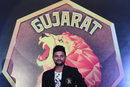 Suresh Raina at an event announcing the Gujarat Lions, the name of the newly former Rajkot IPL franchise, Delhi, February 2, 2016