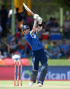 Alex Hales found some form with 57 off 47 balls, South Africa v England, 1st ODI, Bloemfontein, February 3, 2016