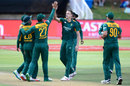 Morne Morkel made the opening breakthrough, South Africa v England, 1st ODI, Bloemfontein, February 3, 2016