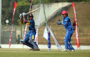 Kamindu Mendis scored 13 off 35 balls during his stay at the crease, Afghanistan v Sri Lanka, Under-19 World Cup, Group B, January 30, 2016