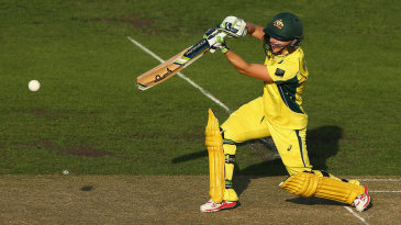 Nicole Bolton's 77 laid a strong platform for Australia's chase
