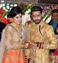India allrounder Ravindra Jadeja and his fiancée Riva Solanki, Rajkot, February 5, 2016