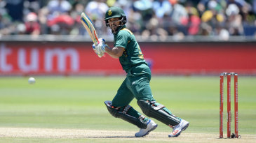 JP Duminy made 47 from 66 balls