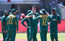 Kyle Abbott struck in his second over, South Africa v England, 2nd ODI, Port Elizabeth, February 6, 2016