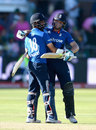 Jos Buttler and Moeen Ali sealed a 2-0 series lead for England, South Africa v England, 2nd ODI, Port Elizabeth, February 6, 2016
