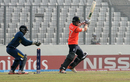 Callum Taylor top-scored for England with 42 off 57 deliveries, England v Sri Lanka, Under-19 World Cup 2016, quarter-final, Mirpur, February 7, 2016