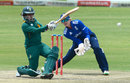 Trisha Chetty held the innings together with 90, South Africa v England, 1st women's ODI, Benoni, February 7, 2016
