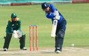 Sarah Taylor helped finish off the chase with an unbeaten 41, South Africa v England, 1st women's ODI, Benoni, February 7, 2016