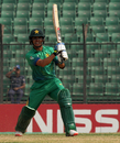 Umair Masood's 113 lifted Pakistan Under-19s after an early collapse, Pakistan v West Indies, Under-19 World Cup 2016, quarter-final, Fatullah, February 8, 2016