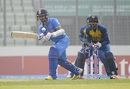 Anmolpreet Singh made a measured fifty, India v Sri Lanka, Under-19 World Cup 2016, Mirpur