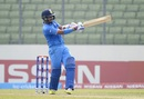 Anmolpreet Singh plays a pull, India v Sri Lanka, Under-19 World Cup 2016, Mirpur