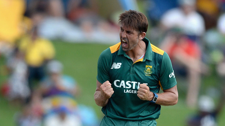 He was eventually caught at midwicket off David Wiese