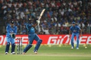 Chamara Kapugedera scored a handy 25, India v Sri Lanka, 1st T20, Pune, February 9, 2016