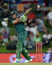 Faf du Plessis helped finish off the chase, South Africa v England, 3rd ODI, Centurion, February 9, 2016