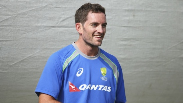 Chadd Sayers at a net session