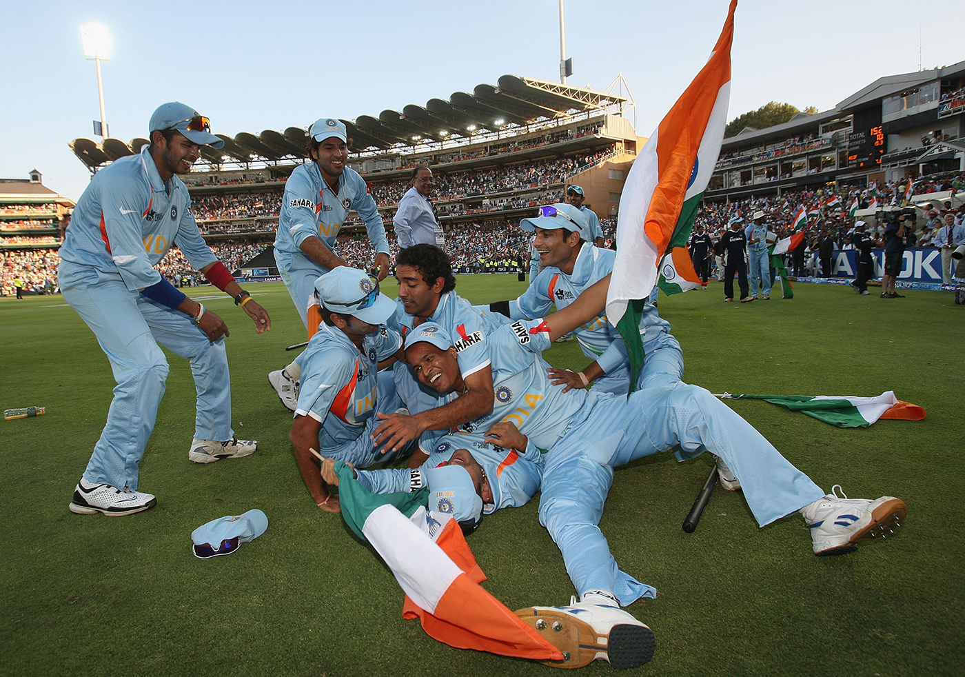 Image result for first t20 world cup bcci