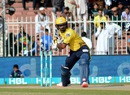 Mohammad Hafeez struck a rapid fifty, Peshawar Zalmi v Karachi Kings, PSL 2016, Sharjah