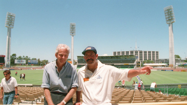 David Gower and Graham Gooch