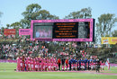 Johannesburg turns pink for the fourth ODI, South Africa v England, 4th ODI, Johannesburg, February 12, 2016
