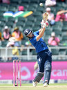 Joe Root drives over the top, South Africa v England, 4th ODI, Johannesburg, February 12, 2016