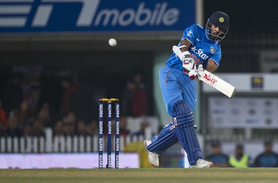 Shikhar Dhawan India squad World Cup 2019