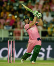AB de Villiers was in sublime touch until he was run out for 36, South Africa v England, 4th ODI, Johannesburg, February 12, 2016