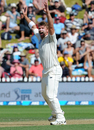 Corey Anderson found extra bounce to dismiss Peter Nevill, New Zealand v Australia, 1st Test, Wellington, 2nd day, February 13, 2016
