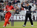 Saeed Ajmal takes a wicket for Worcestershire, Lancashire v Worcestershire, Natwest T20 Blast, Old Trafford, June 18, 2015