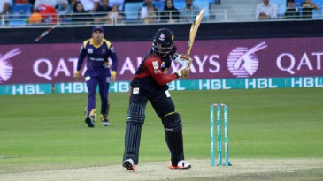 Chris Gayle smacked 60 off 34 balls