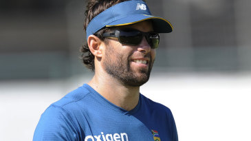 Neil McKenzie in his role as South Africa's batting coach