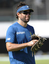 Neil McKenzie started his new job as South Africa's batting coach, Cape Town, February 18, 2016