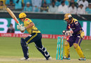 Jonny Bairstow was bowled for 15, Peshawar Zalmi v Quetta Gladiators, Pakistan Super League, 1st qualifying final, Dubai, February 19, 2016