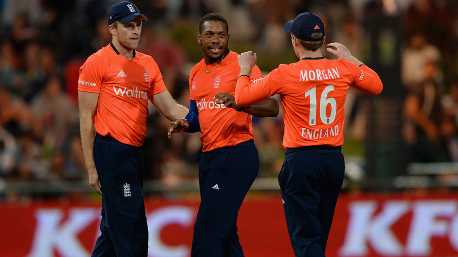 Moeen and Adil Rashid made vital breakthrough and Jordan then took two wickets in the penultimate over to swing the match England's way