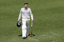 Michael Clarke scored 48 on his return to cricket, playing for Western Suburbs, Sydney, February 20, 2016