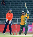 Lizelle Lee led South Africa's fightback with a career-best 69, South Africa Women v England Women, 3rd T20, Johannesburg, February 21, 2016