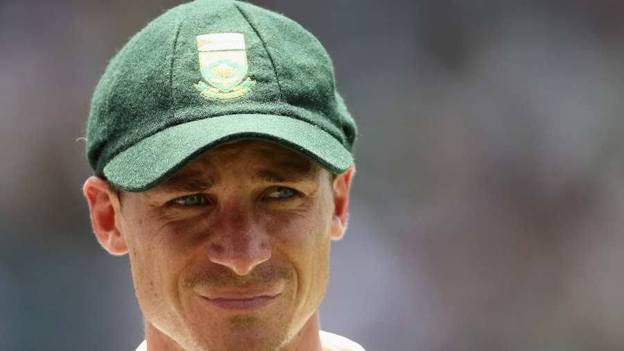 Dale Steyn close-up