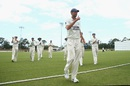 Trent Copeland picked up 5 for 62, New South Wales v Western Australia, Sheffield Shield, Coffs Harbour, 3rd day, February 27, 2016
