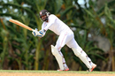 Imran Khan made 82 from the top of the order for Trinidad & Tobago, Trinidad & Tobago v Leeward Islands, Regional 4-Day Tournament, Couva, 2nd day, February 27, 2016
