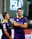 Kevin Pietersen and Luke Wright talk ahead of the final, Islamabad United v Quetta Gladiators, PSL final, Dubai, February 23, 2016