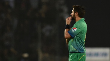 Shahid Afridi will have some tough questions to face ahead of the World T20