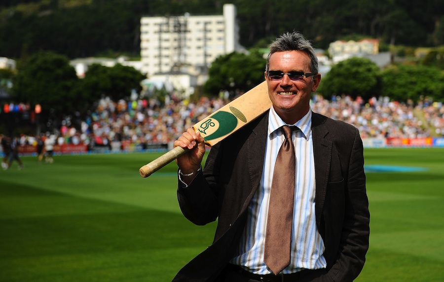 New Zealand batting legend Martin Crowe became Taylor's mentor after first dismissing him as a